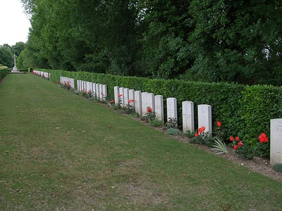 Boves West Communal Cemetery Extension