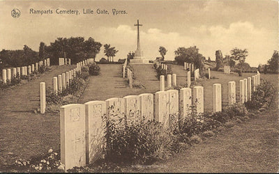 Ramparts Cemetery (Lille Gate) Ypres
