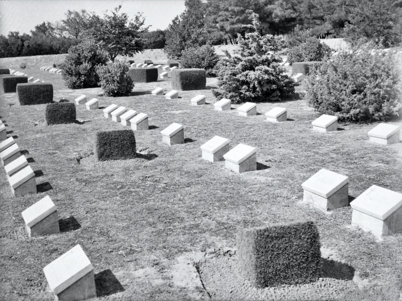 7th Australian Field Ambulance Cemetery