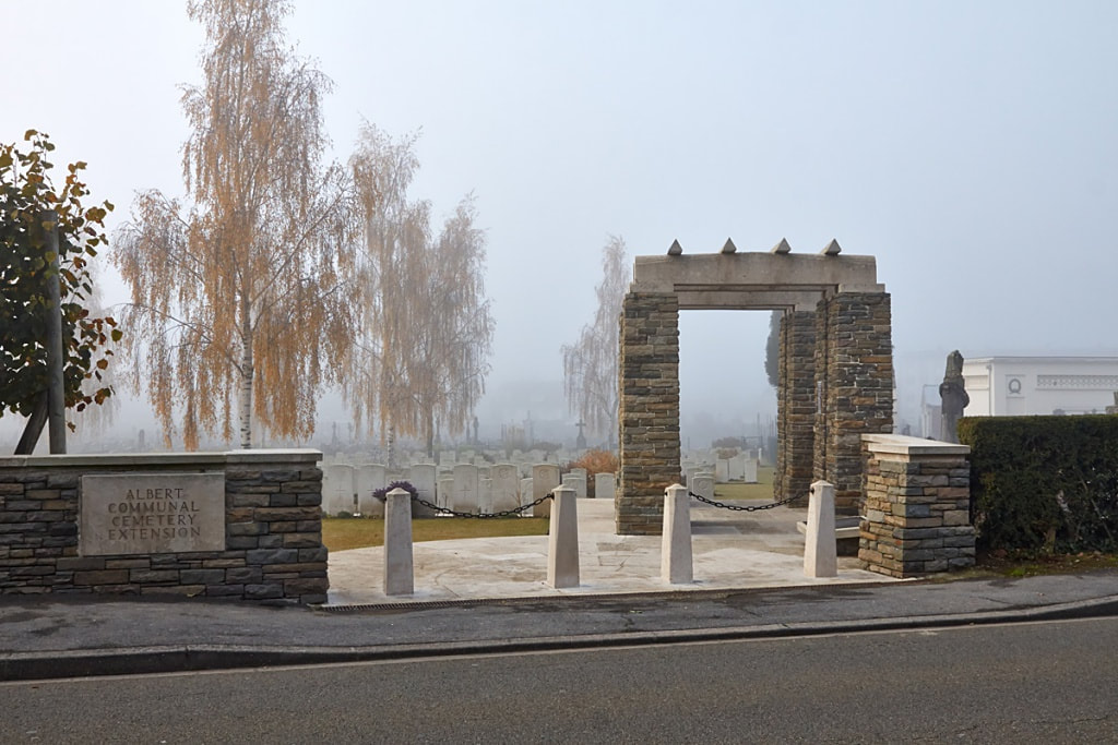 Albert Communal Cemetery Extension