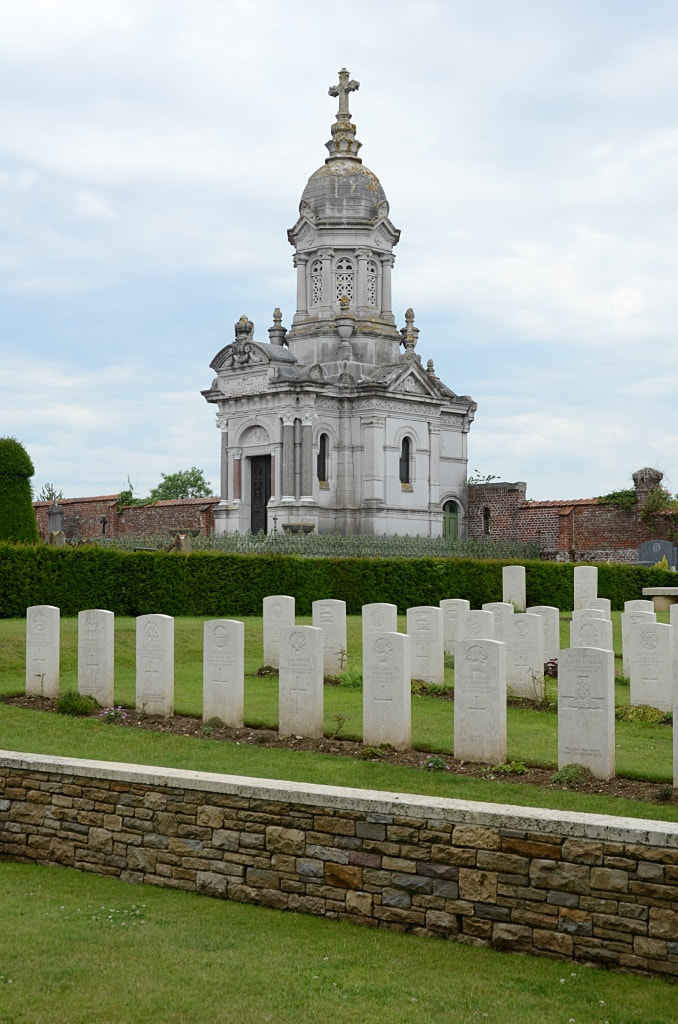Beauval Communal Cemetery