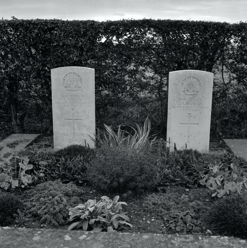 BLANGY-TRONVILLE COMMUNAL CEMETERY