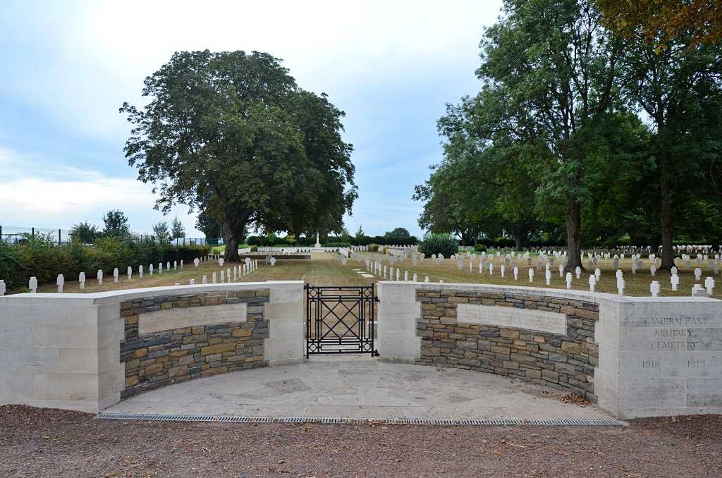 Cambrai East Military Cemetery