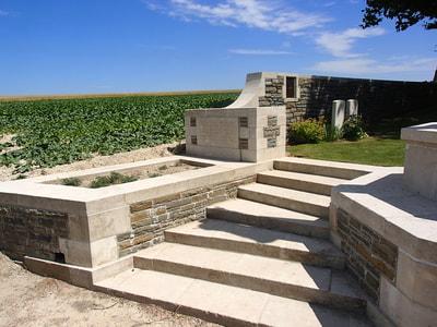 La Baraque British Cemetery