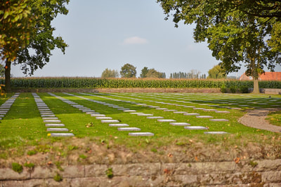 Langemark German Military Cemetery