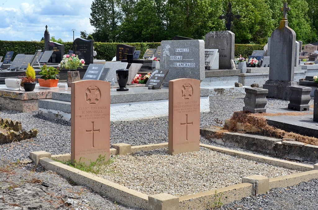 Leval Communal Cemetery