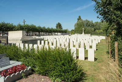 Lillers Communal Cemetery