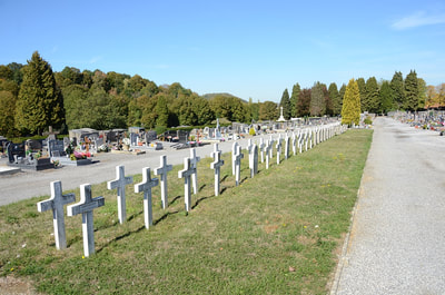 Marcinelle New Communal Cemetery