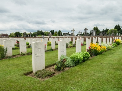 Mazingarbe Communal Cemetery Extension