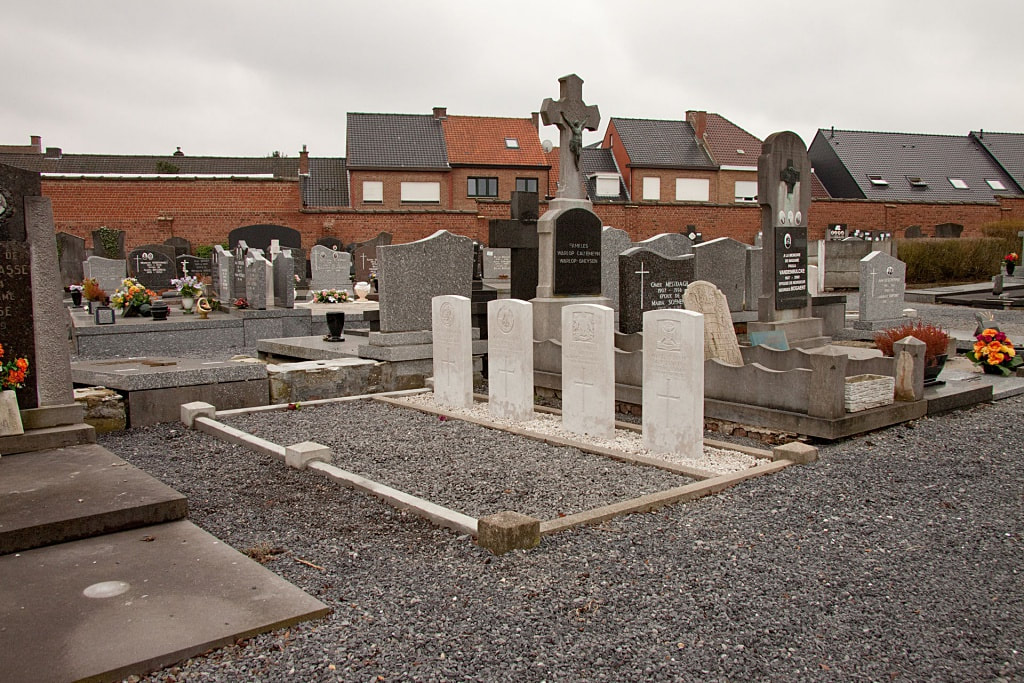 Mouscron Communal Cemetery