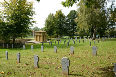 MUSSON-BARANZY FRENCH AND GERMAN MILITARY CEMETERY