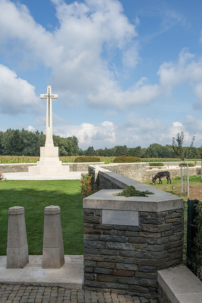 Polygon Wood Cemetery