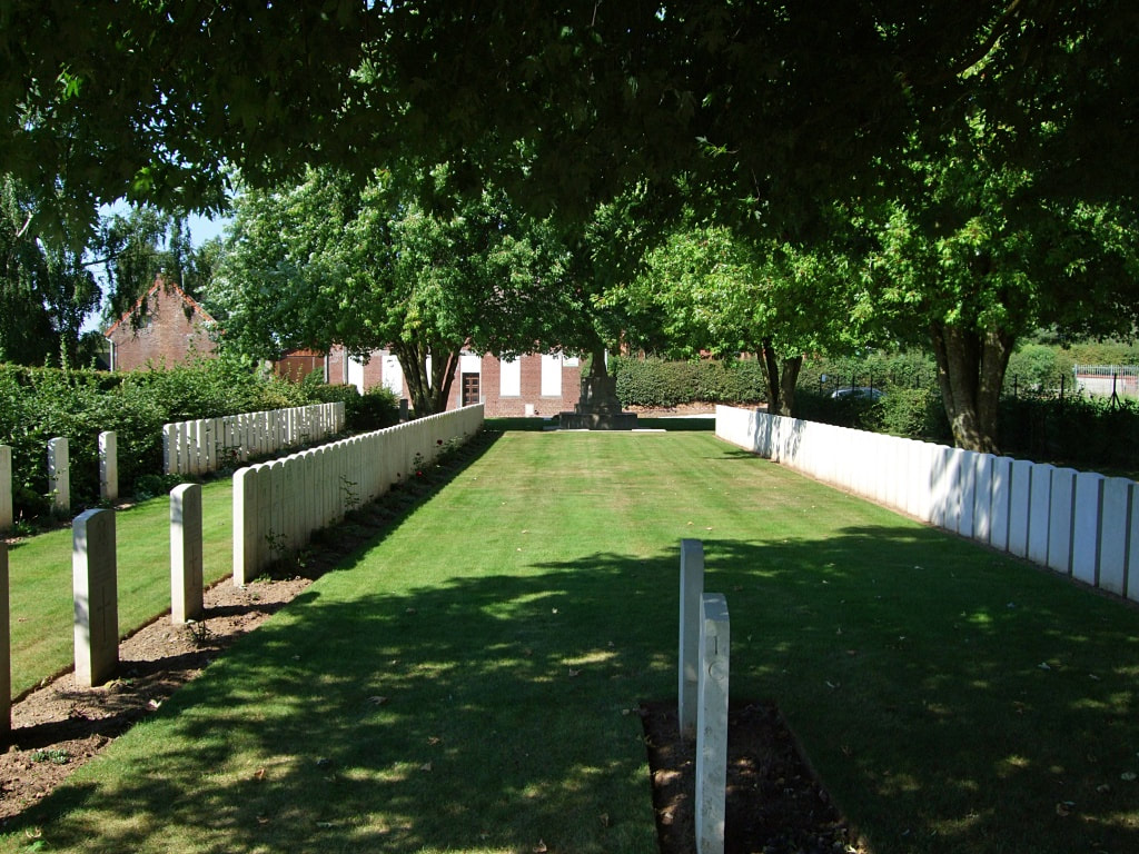 Pommereuil British Cemetery