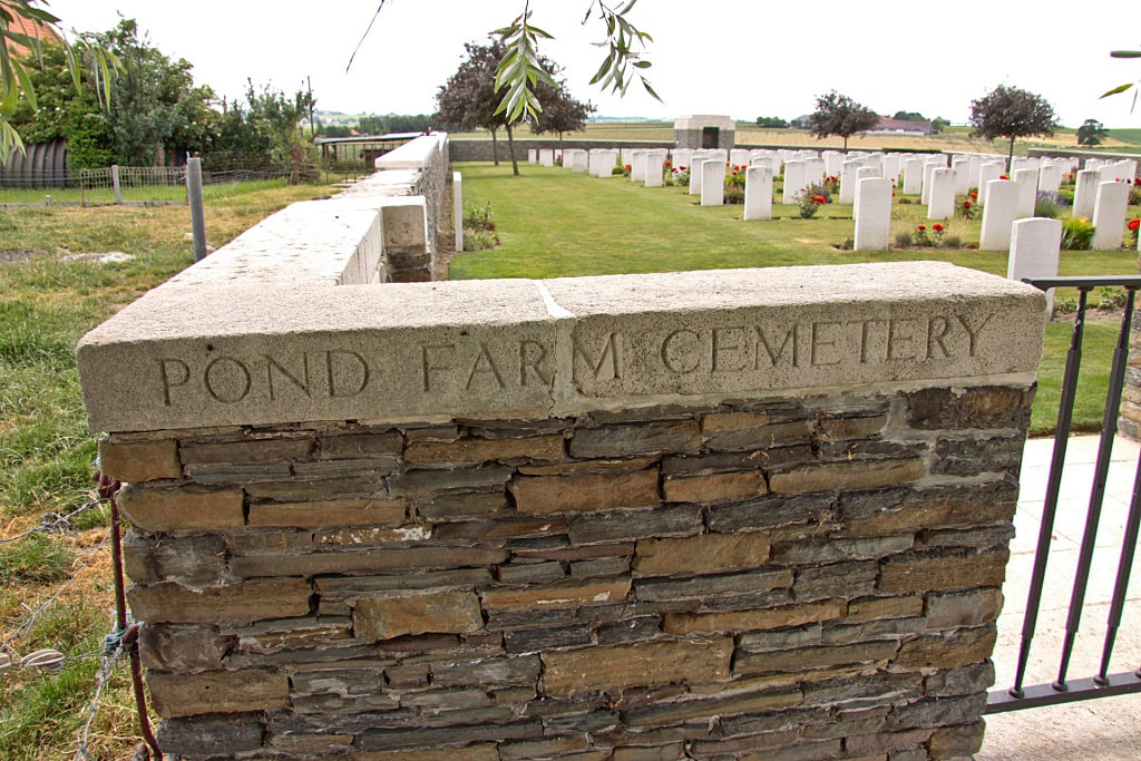 Pond Farm Cemetery