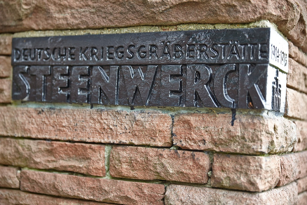 Steenwerck German Military Cemetery
