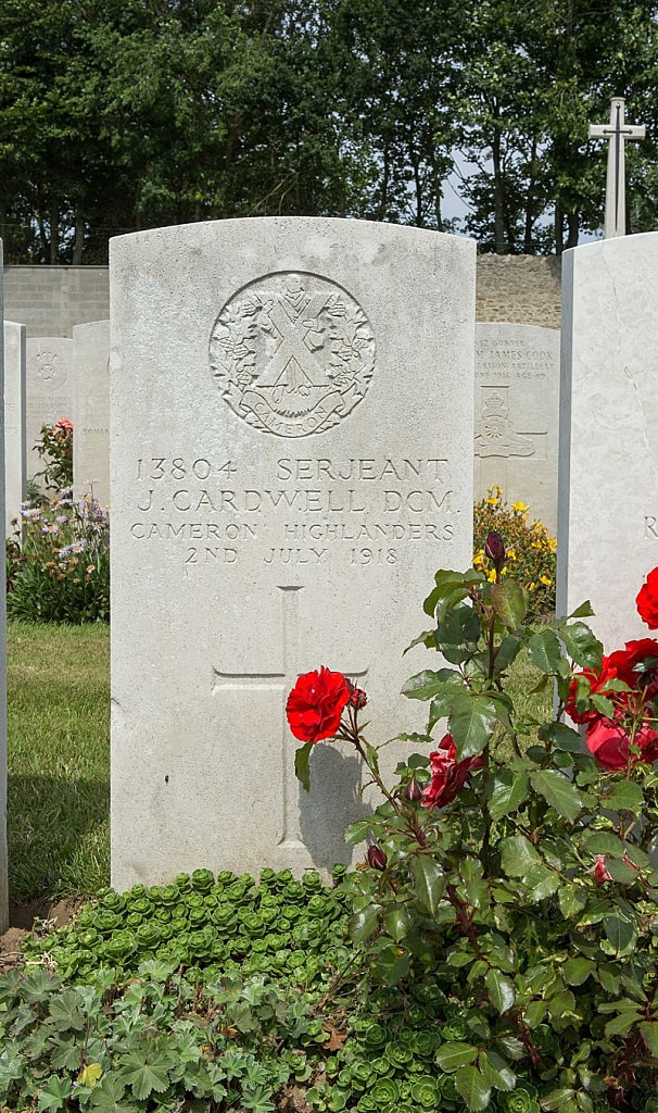 Terlincthun British Cemetery